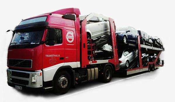 trasporte de vehículos