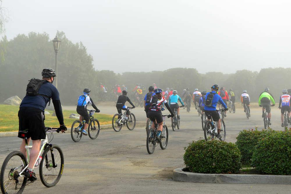 Ciclismo como desestresante