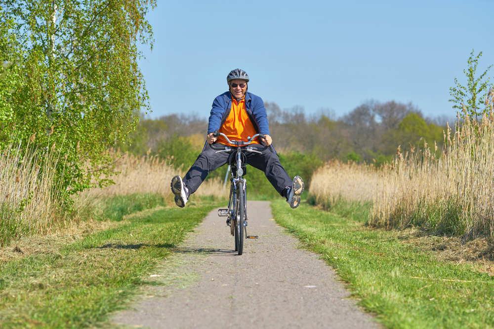 Ciclismo a partir de los 60