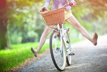 Adiós automóvil, bienvenida bicicleta…