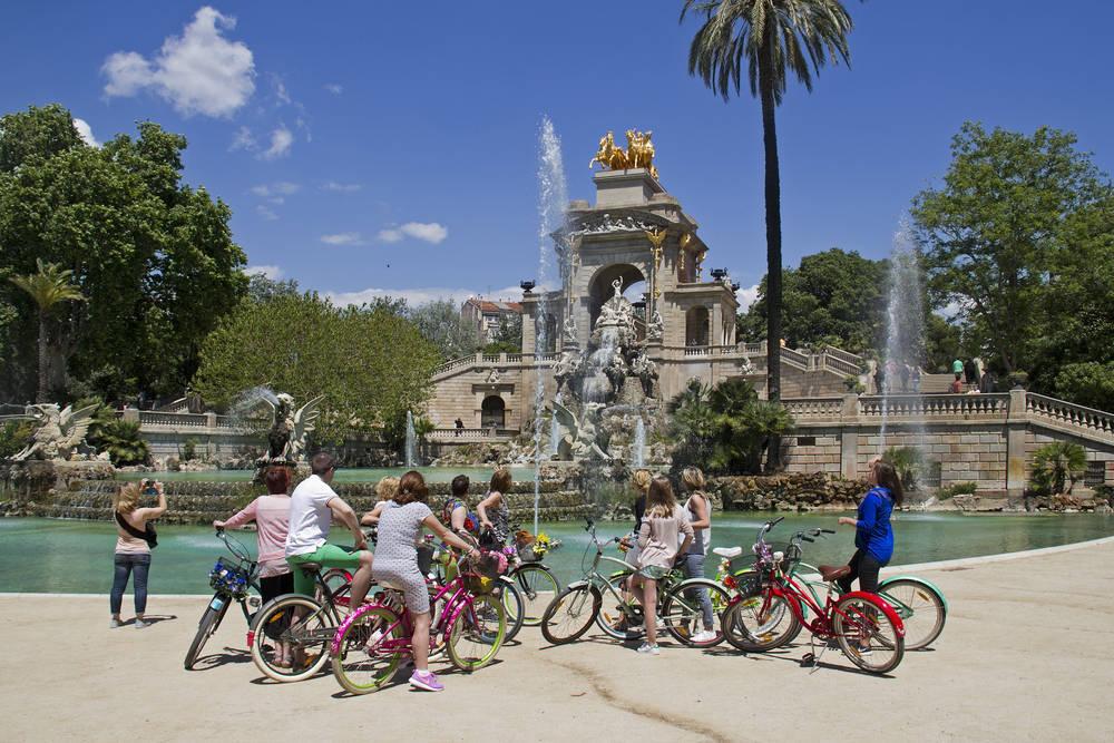 Barcelona, una capital para la bicicleta