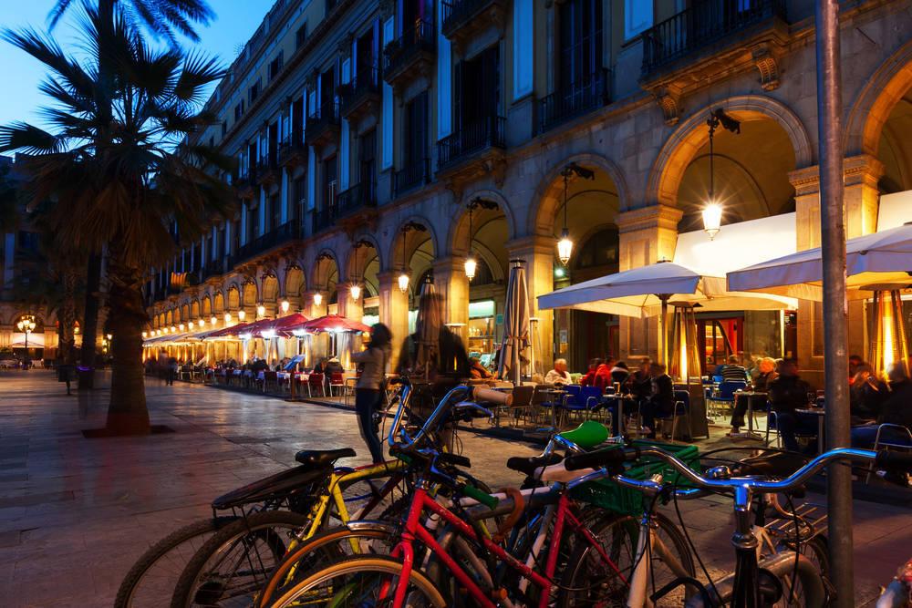 Escapada en bicicleta por Barcelona