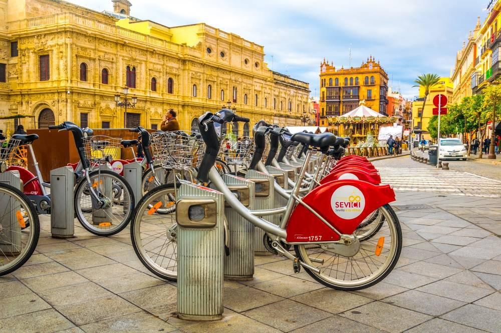 Las mejores ciudades de España para ir en Bici