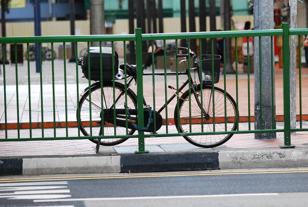 Ir en bicicleta en Barcelona