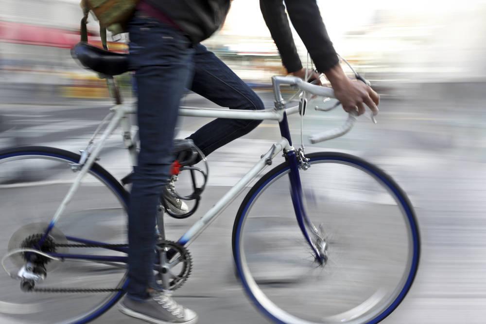 Mi bicicleta con los mejores accesorios