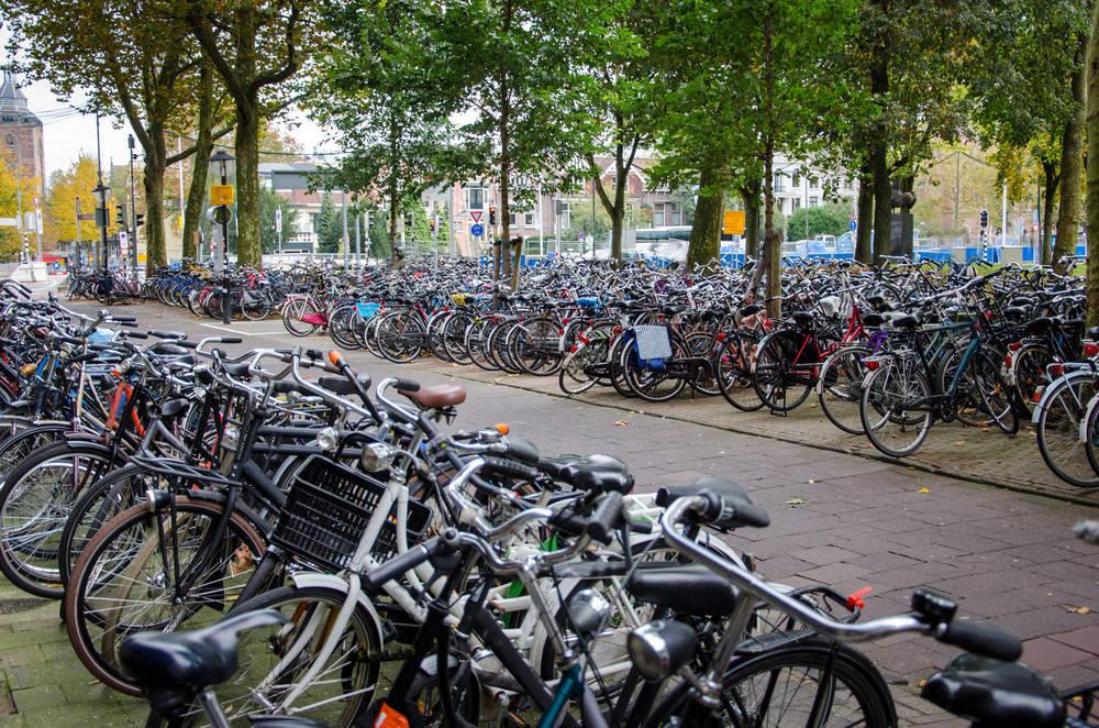 Holanda, el Paraíso de las Bicis