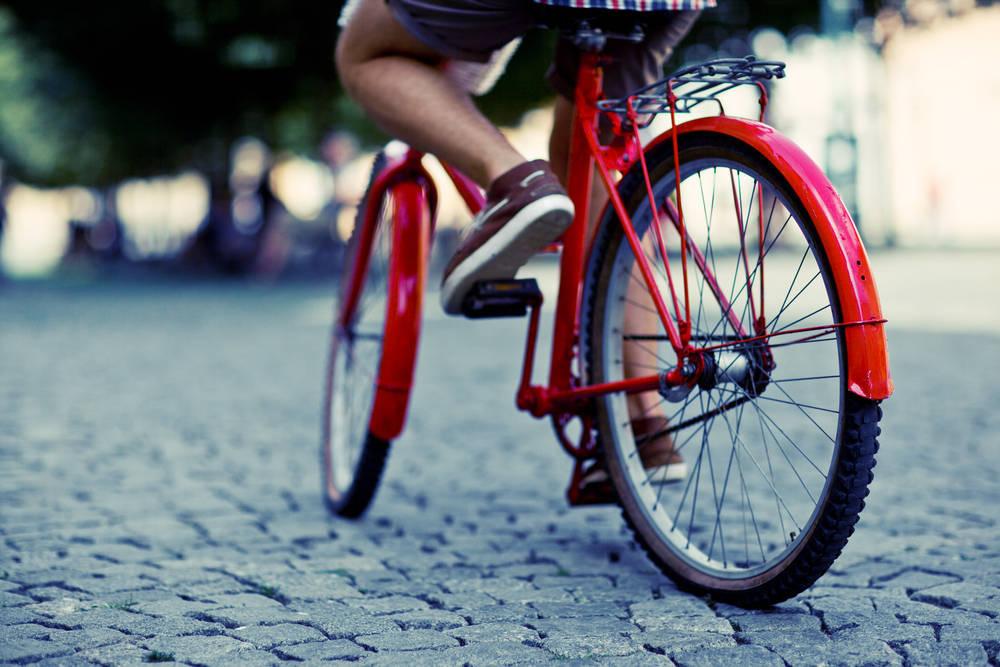 Las bicicletas de actualidad en China