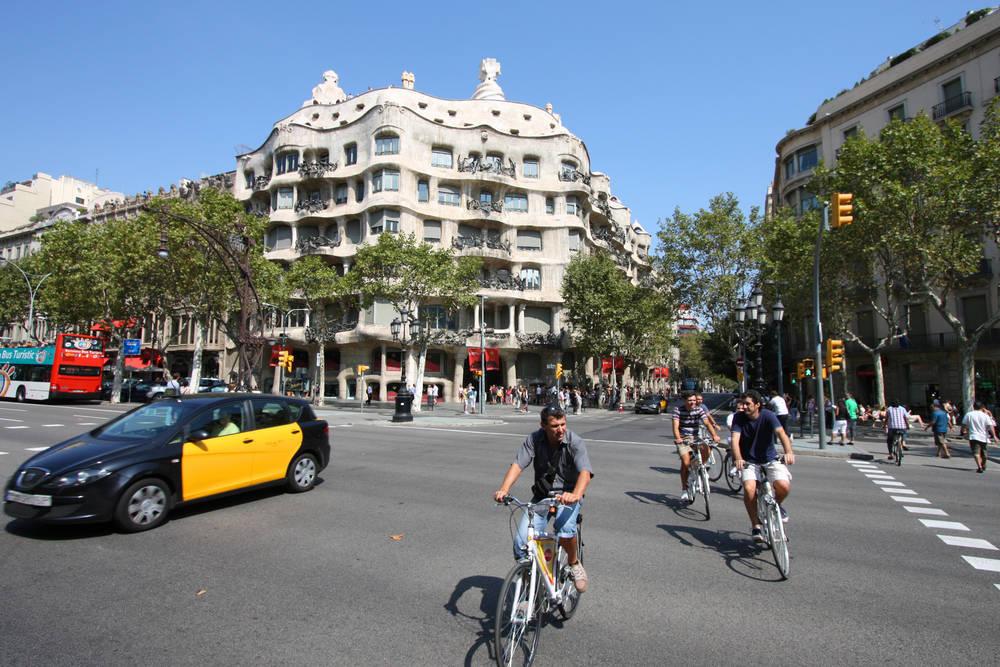 Barcelona, una ciudad perfecta para moverte en bicicleta