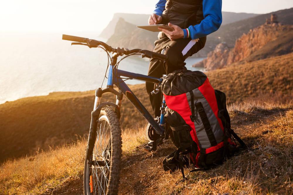 El ciclismo y el karting, un sentimiento de libertad
