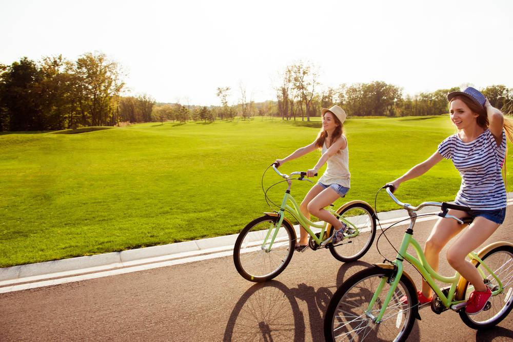 Bicicletas SBPD, las únicas del país, totalmente adaptadas