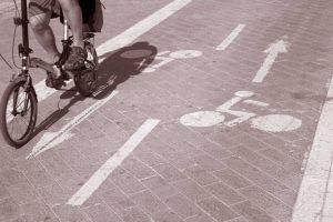 El carril bici en Sevilla