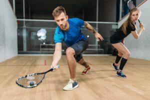 Los 3 implementos necesarios para jugar squash como los profesionales
